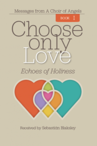 Choose Only Love, Book 1, echoes of Holiness